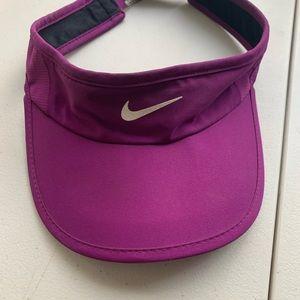 Nike Purple Vizer
